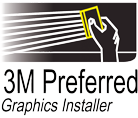3m Graphic Installers Logo
