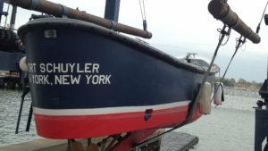 boat_ cut lettering