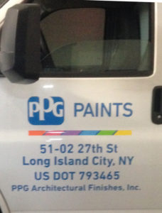 car decal_ truck lettering
