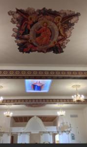 ceiling wrap