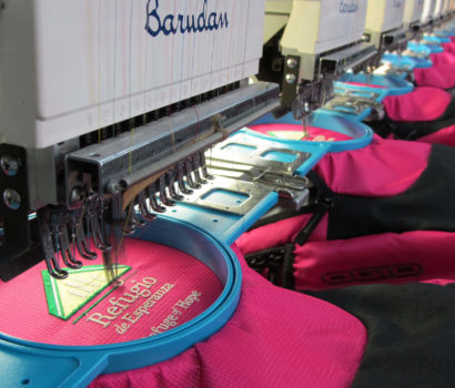 Embroidery Machine Thread Stiching Bags