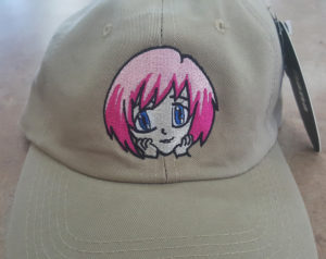 embroidery_ hat