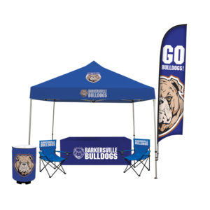 game day_ outdoor printed displays