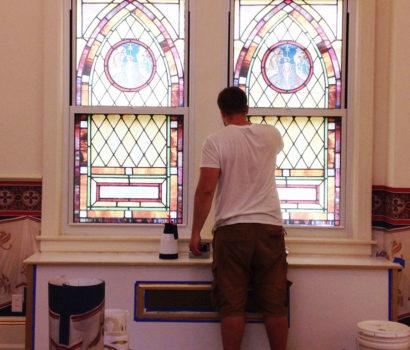 Installation Window Display Gallery