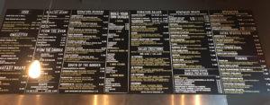 menu board_ vinyl