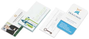 offset printing_ business cards_ rounded business cards_ edge painted cards