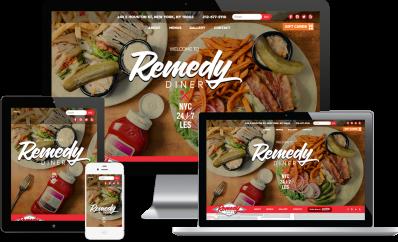 Remedy Diner NY.