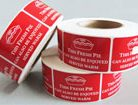 Roll Labels- Stickers