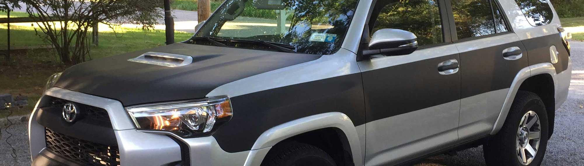Truck Vinyl, Matte Black Vinyl