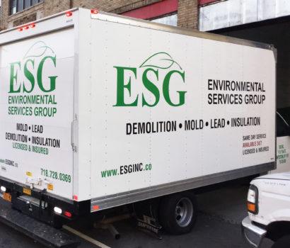Truck Lettering, Vehicle Lettering