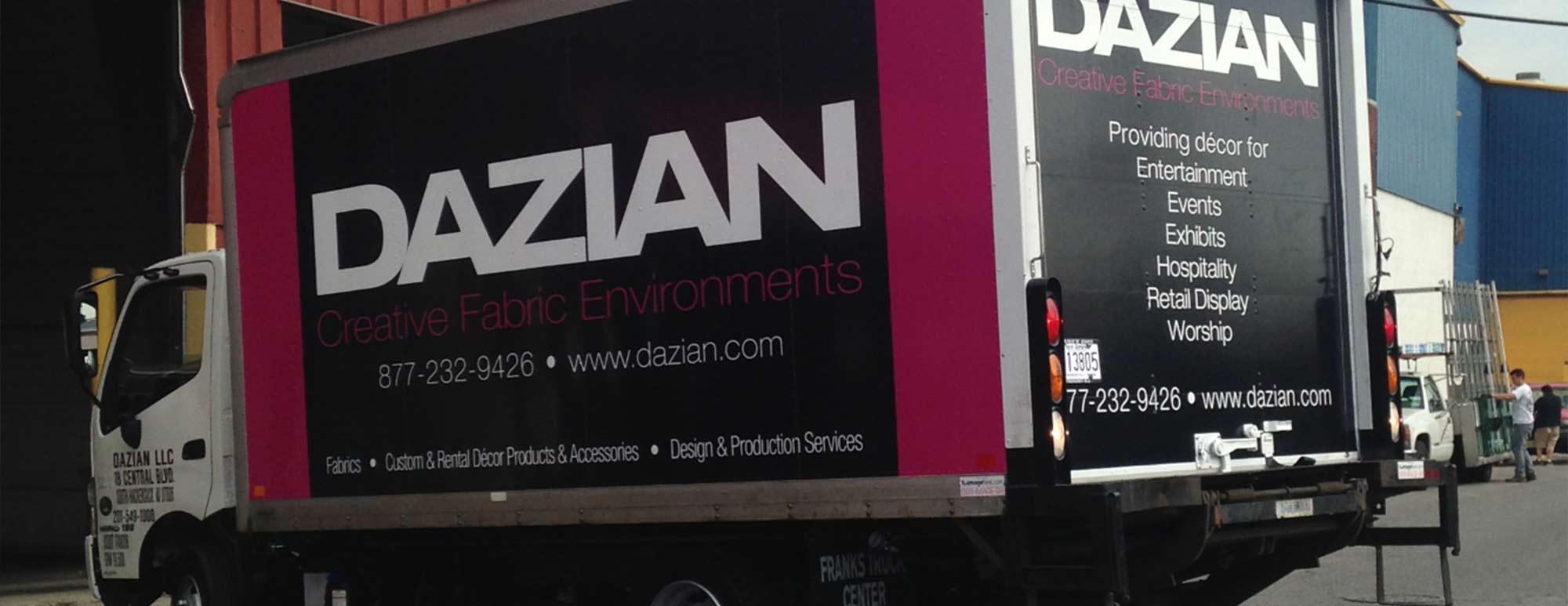 Shop Custom Printed Vehicle Wraps Online | DesignBrandPrint