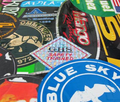 Vinyl, Decals, Stickers